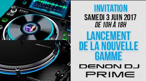 Journee Denon DJ