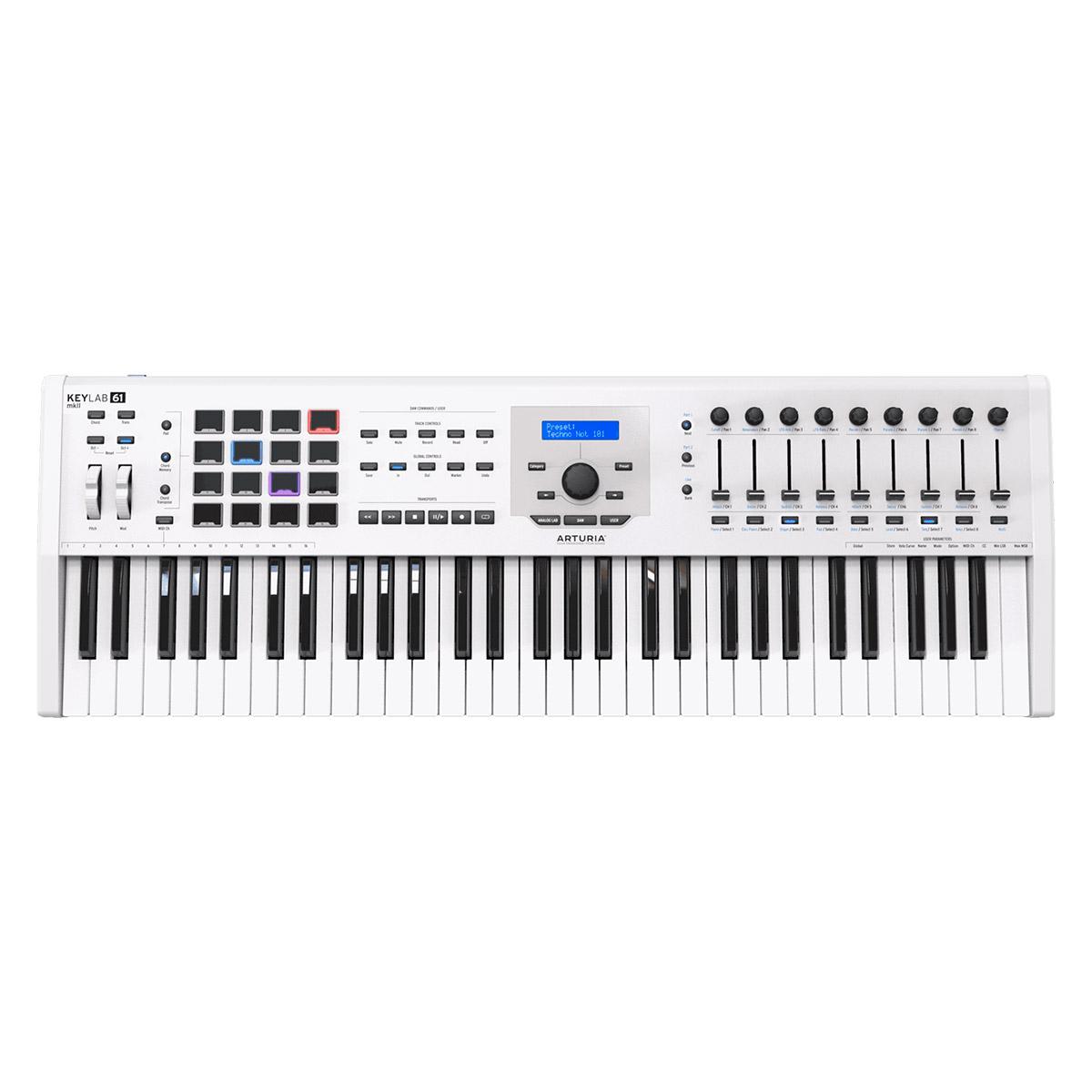 Keylab MKII 61