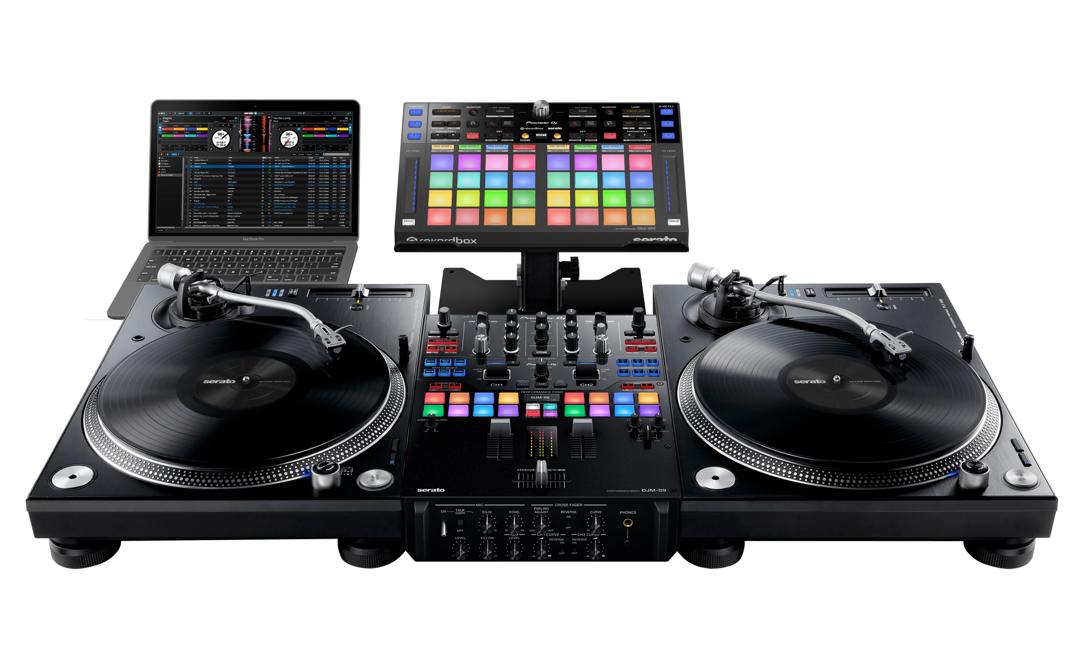 contrôleur Pioneer DJ DDJ-XP2 DJM-S9
