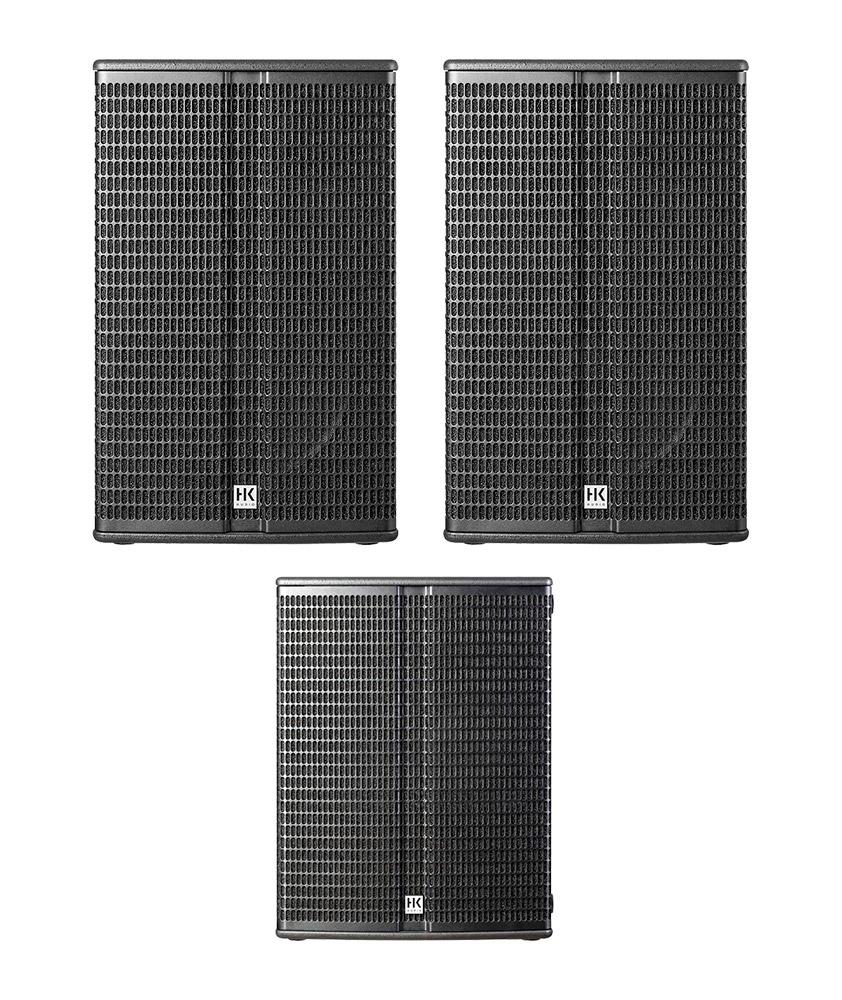 HK Audio Linear 3 pack 1518