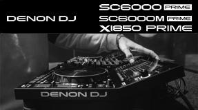 Denon DJ news Namm