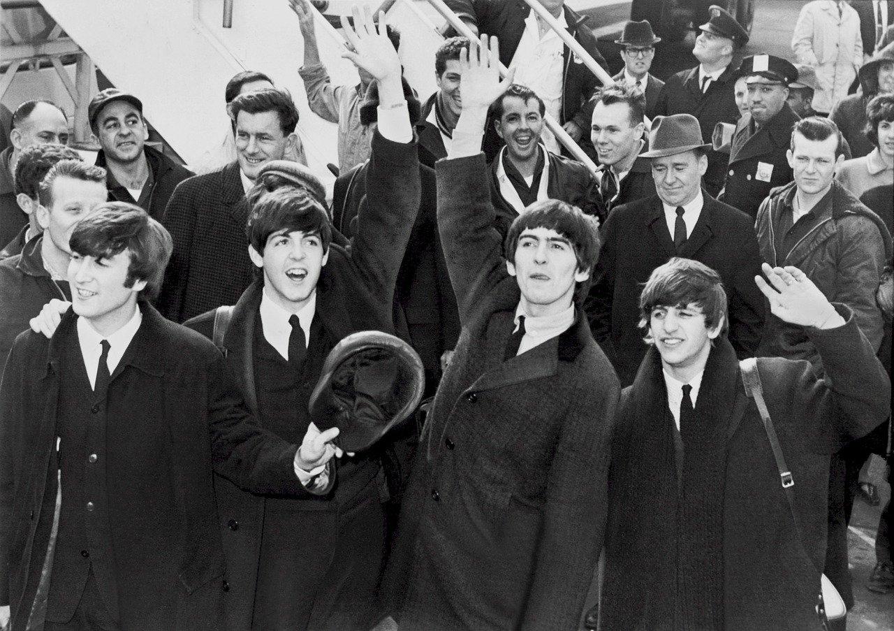 Les Beatles Histoire du Rock