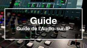 guide de l'audio sur ip