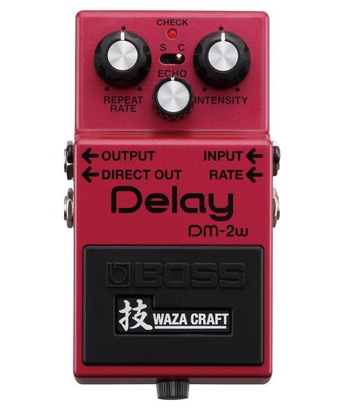pedale delay Boss DM-2W