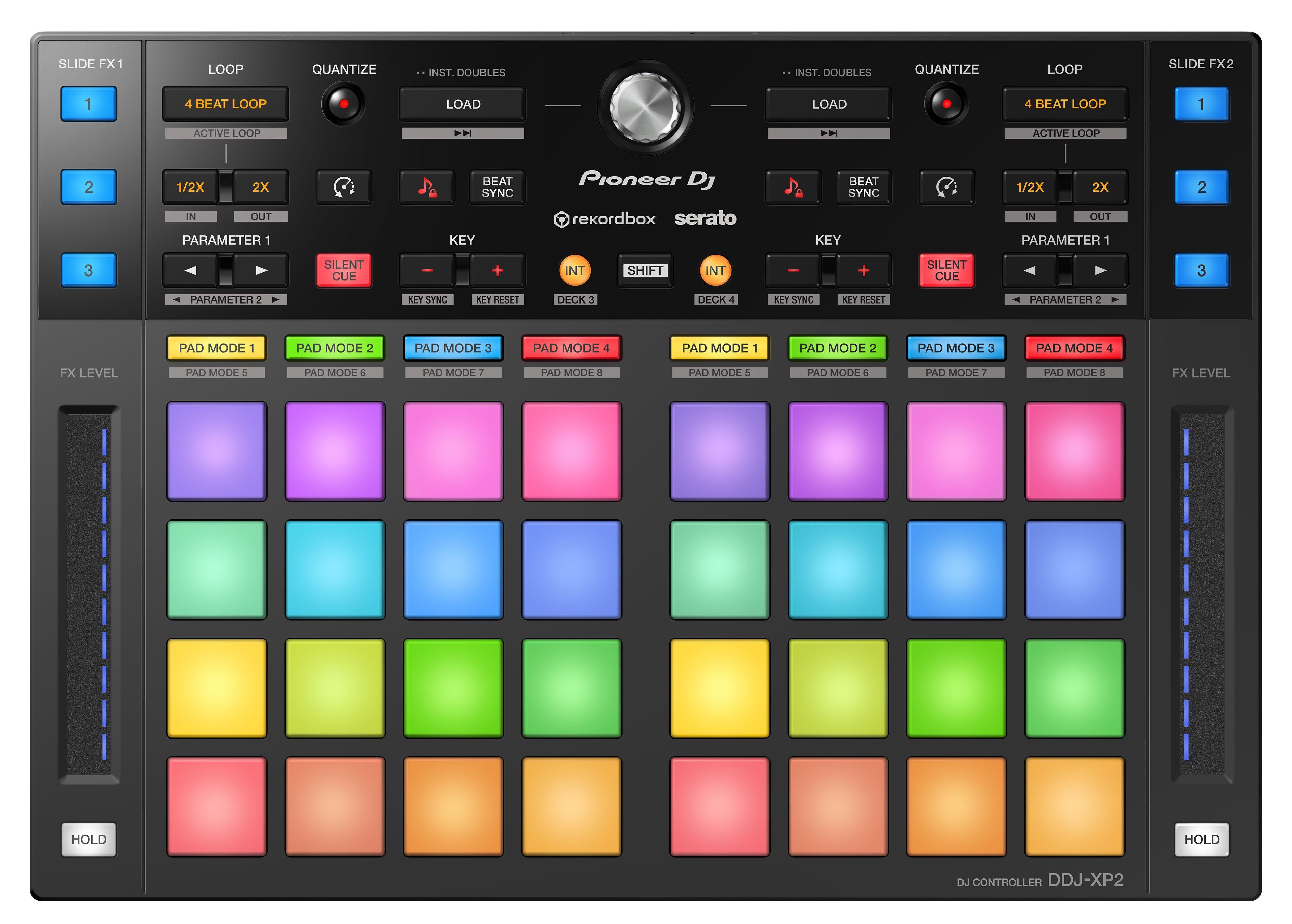 contrôleur Pioneer DJ DDJ-XP2