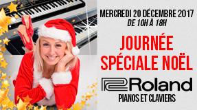 Journée Magasin spéciale Noël Roland