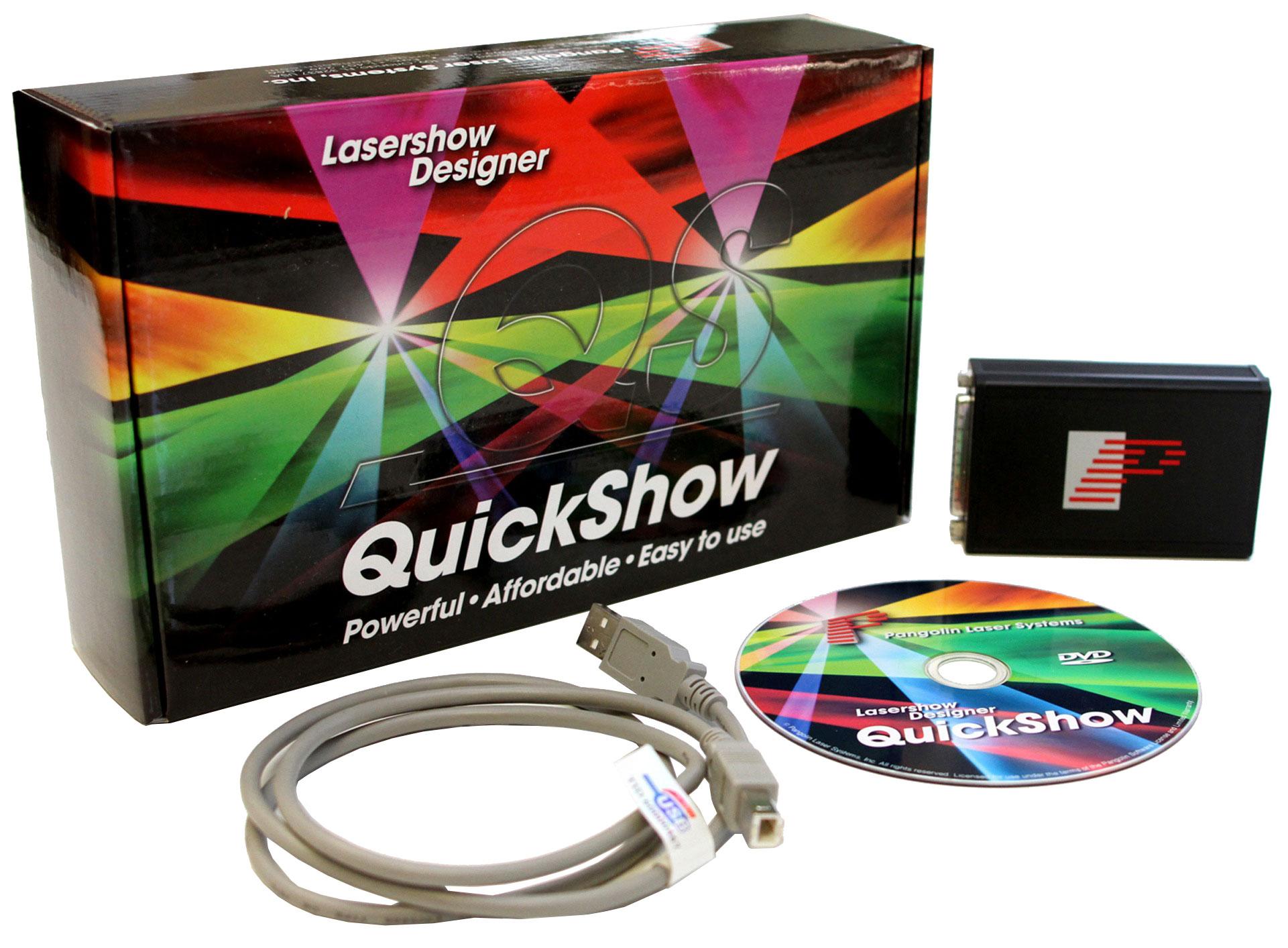 Quickshow - Pangolin