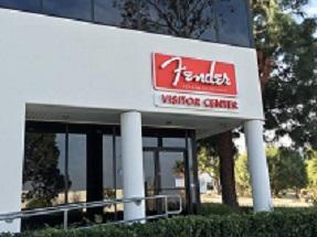 Usine Fender