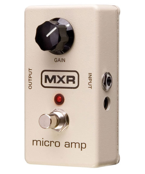 pedale boost mxr micro amp m133