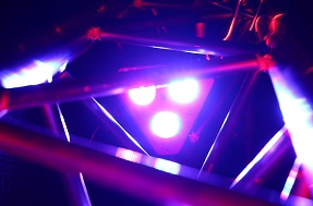 BOOMTONE DJ - TRUSS LED QUAD