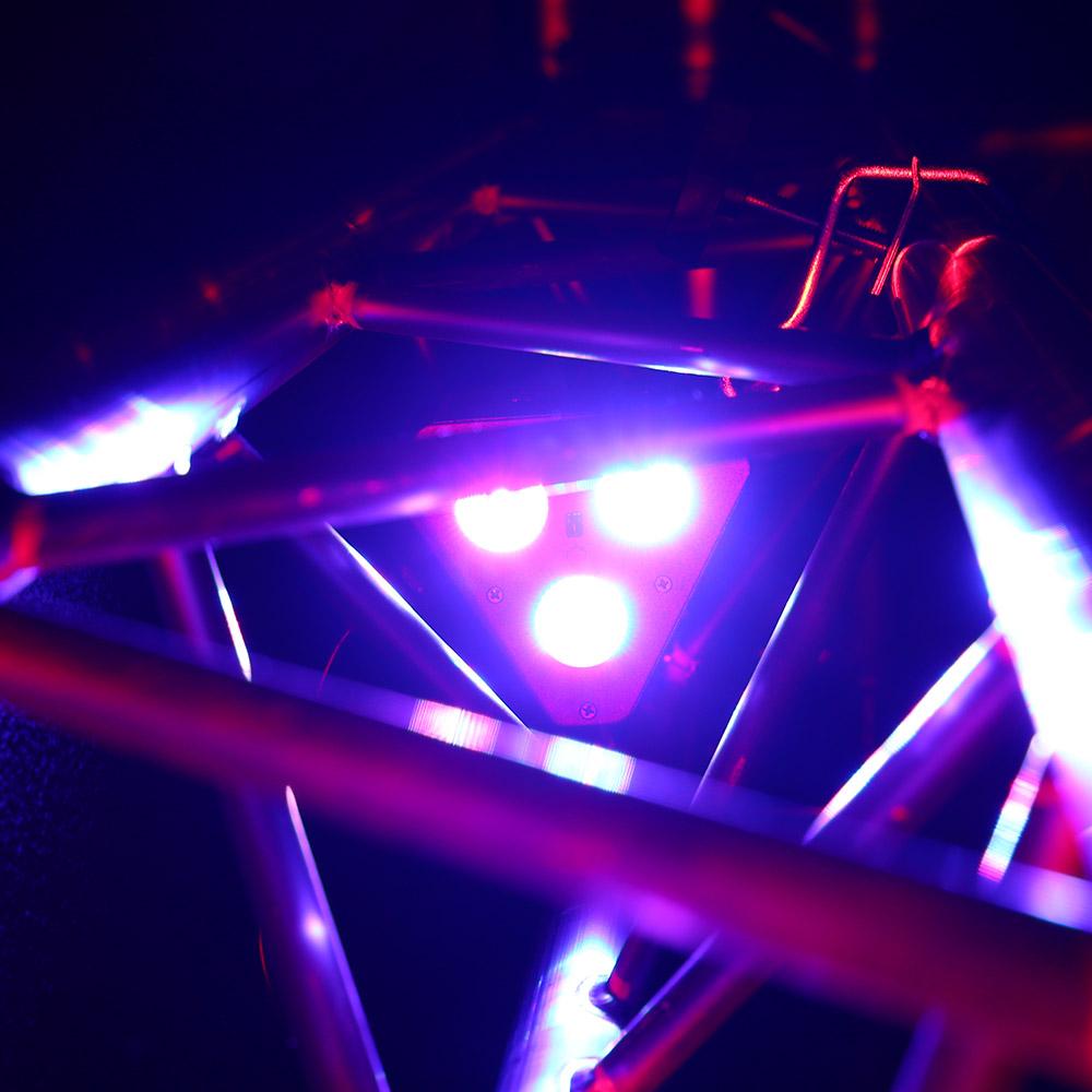 BOOMTONE DJ - TRUSS LED QUAD