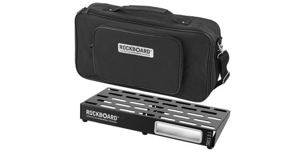 pedal board rockboard tres 3.1