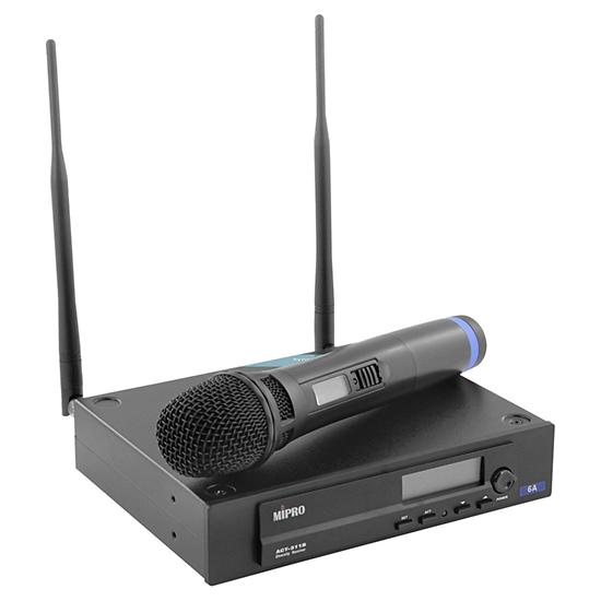 systeme micro sans fil mipro ACT311B