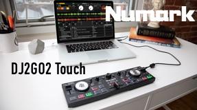 Numark DJ2GO2 Touch news