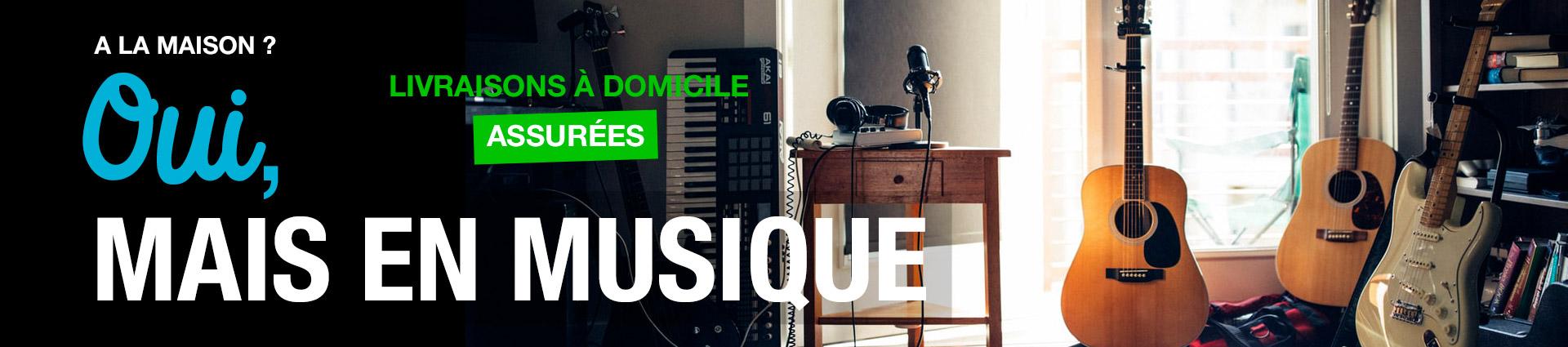SonoVente.com à la maison