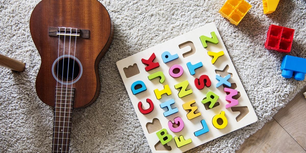 eveil musical ukulele enfant