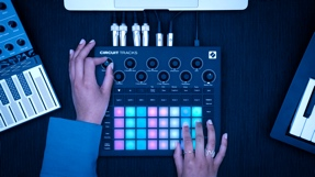 novation circuit tracks vignette
