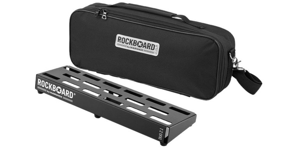 pedal board rockboard duo 2.1