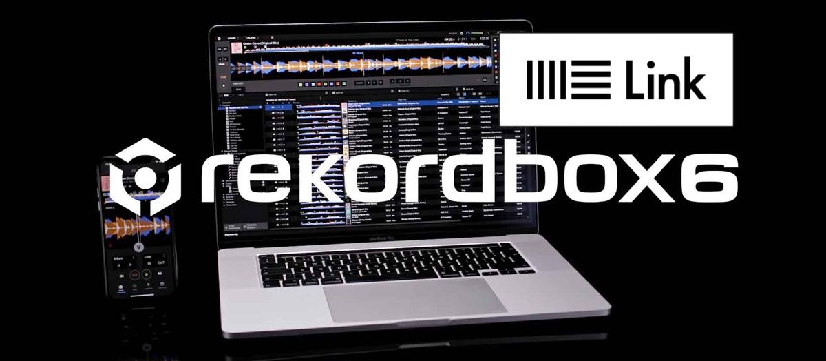 Pioneer dj rekordbox 6 ableton link