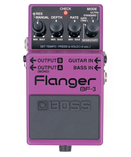pedale flanger boss bf3