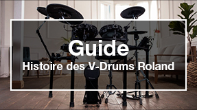 histoire roland v-drums