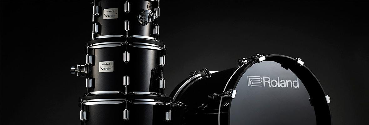 batterie électronique v-drums roland