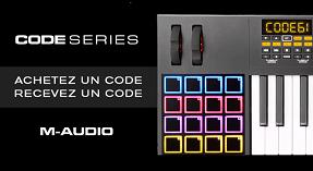 M-Audio CODE