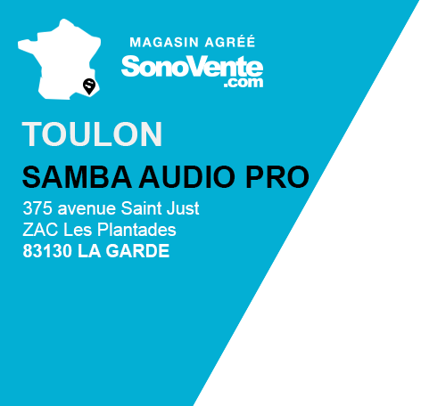 Samba Audio Pro
