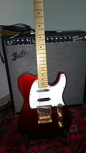 Guitare Fender 2