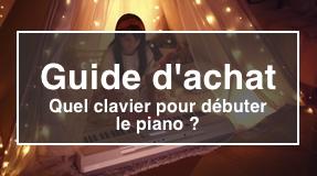debuter le piano