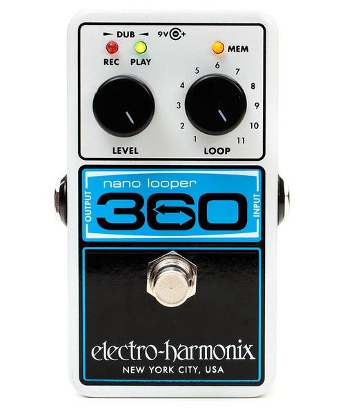 pedale looper electro harmonix nano 360