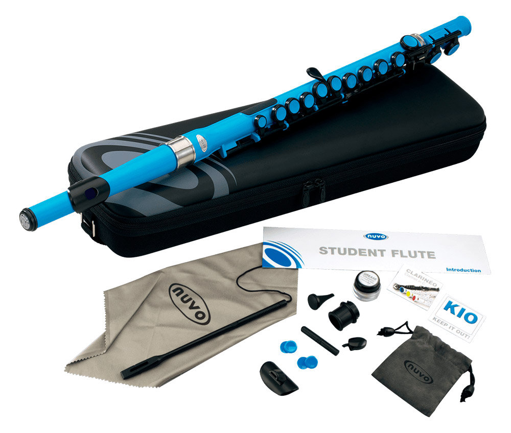 Nuvo student electric blue