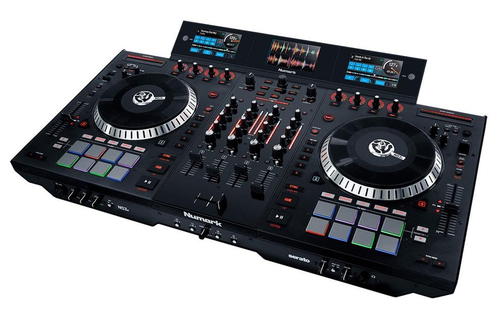 numark NS7 III Serato DJ Pro