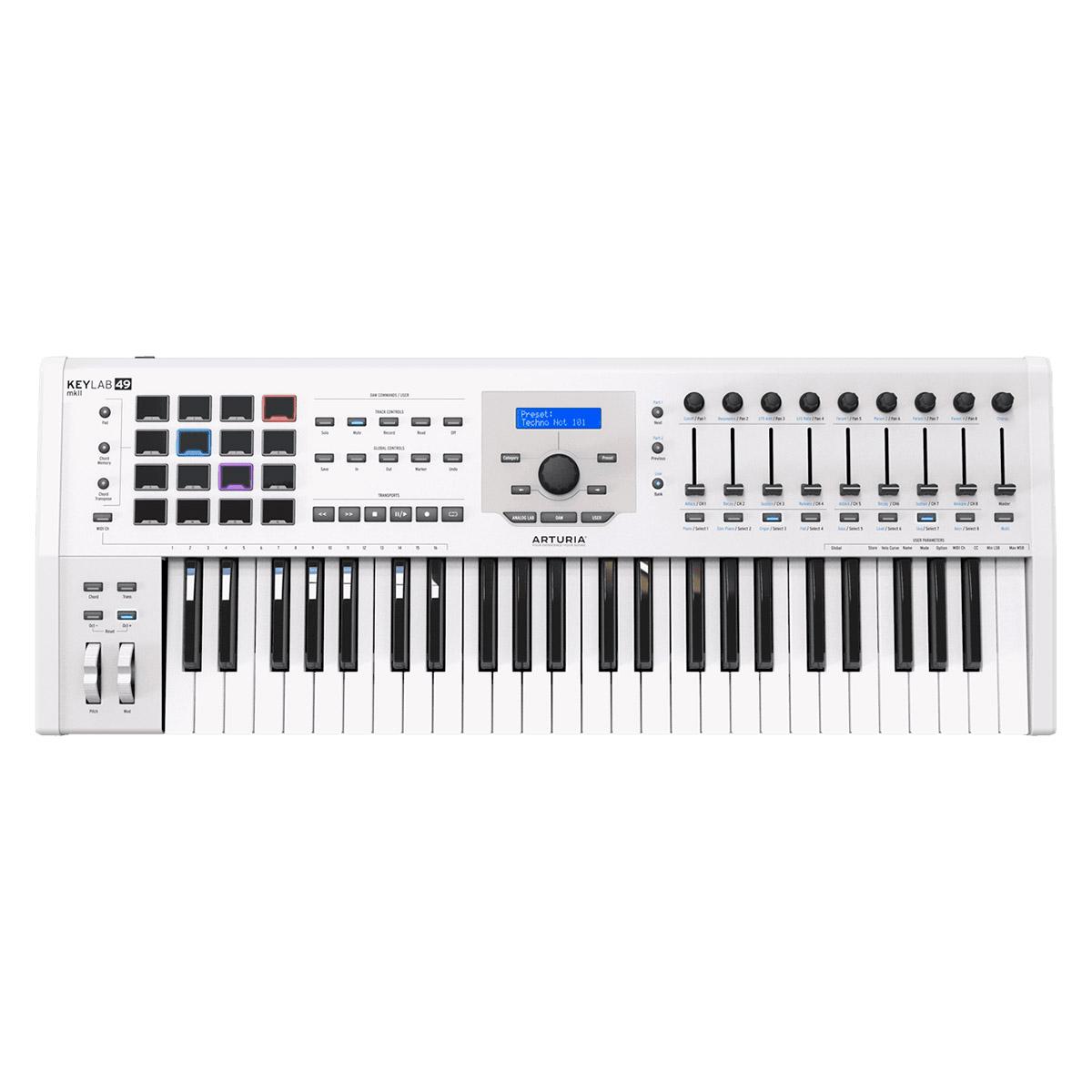 Keylab MKII 49
