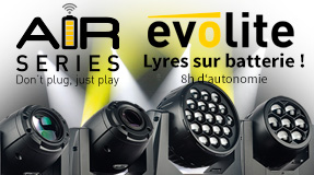 Evolite Air series mini