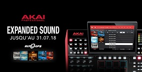 Akai Expanded Sound