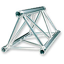 ASD57SX39050 / Structure triangulaire 390 mm lg de 0m50