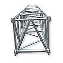 ASD57SC5210 / Structure carrée 500 mm lg de 2m10