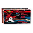 Pack Squier J-Bass / Fender Rumble 15 Amp - Metallic Red)