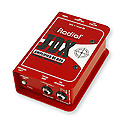 RadialJDX Guitar Amp Direct Box