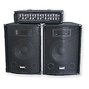 Power AcousticsPA 4/10