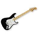 Fender Classic Series 70s Stratocaster Black MN
