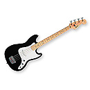 SquierBronco Bass Black