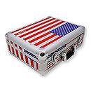 ZomoCD CASE MK3 Stars & Stripes