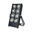 ShowtecStage Blinder 8 DMX Black