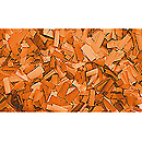 ShowtecConfettis Rectangle 55 x 17mm Oranges