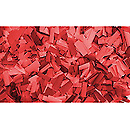 ShowtecConfettis Rectangle 55 x 17mm Rouges