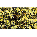 ShowtecConfetti Metal Gold 1 kg Rectangle