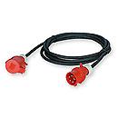 ShowtecExtension Cable, 3x 16A 380V 5 m/5 x 2,5 mm2