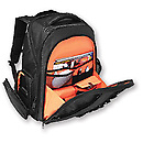 UDGU9102 BL OR Ultimate BackPack Black/Orange